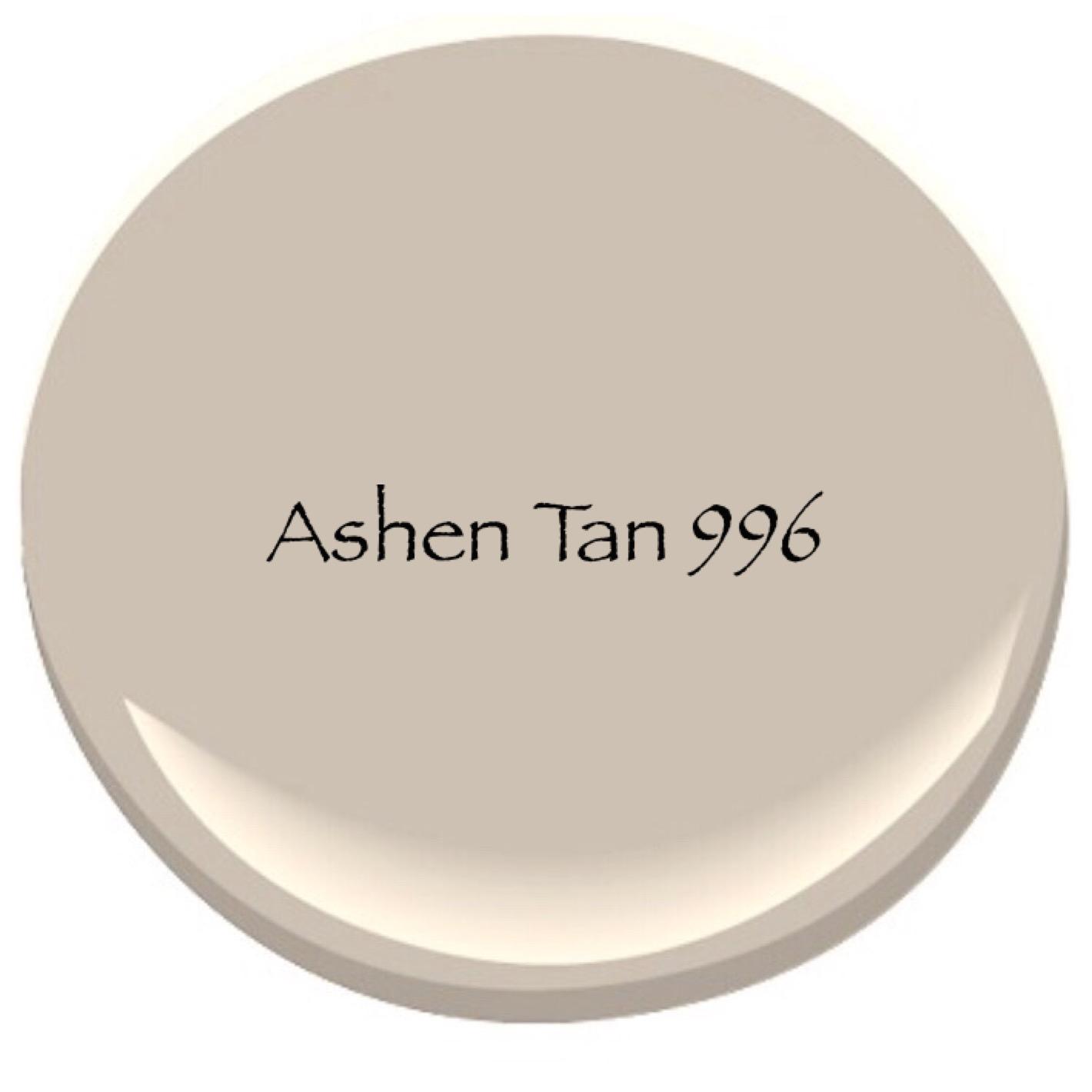 Ashen Tan 996 Benjamin Moore