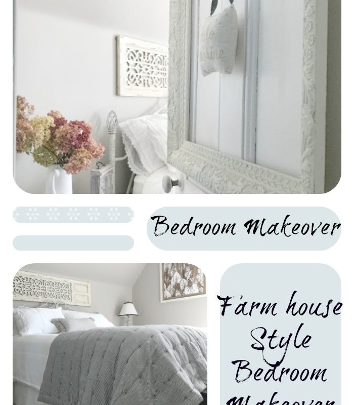 Guest Room Makeover – Farmhouse Style – Serena And Lily