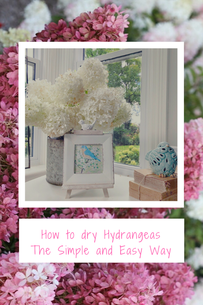 How To Dry Hydrangeas Simple And Easy Designs By Karan