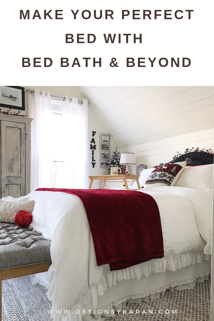 Make Your Perfect With Bed Bath Beyond Designs By Karan