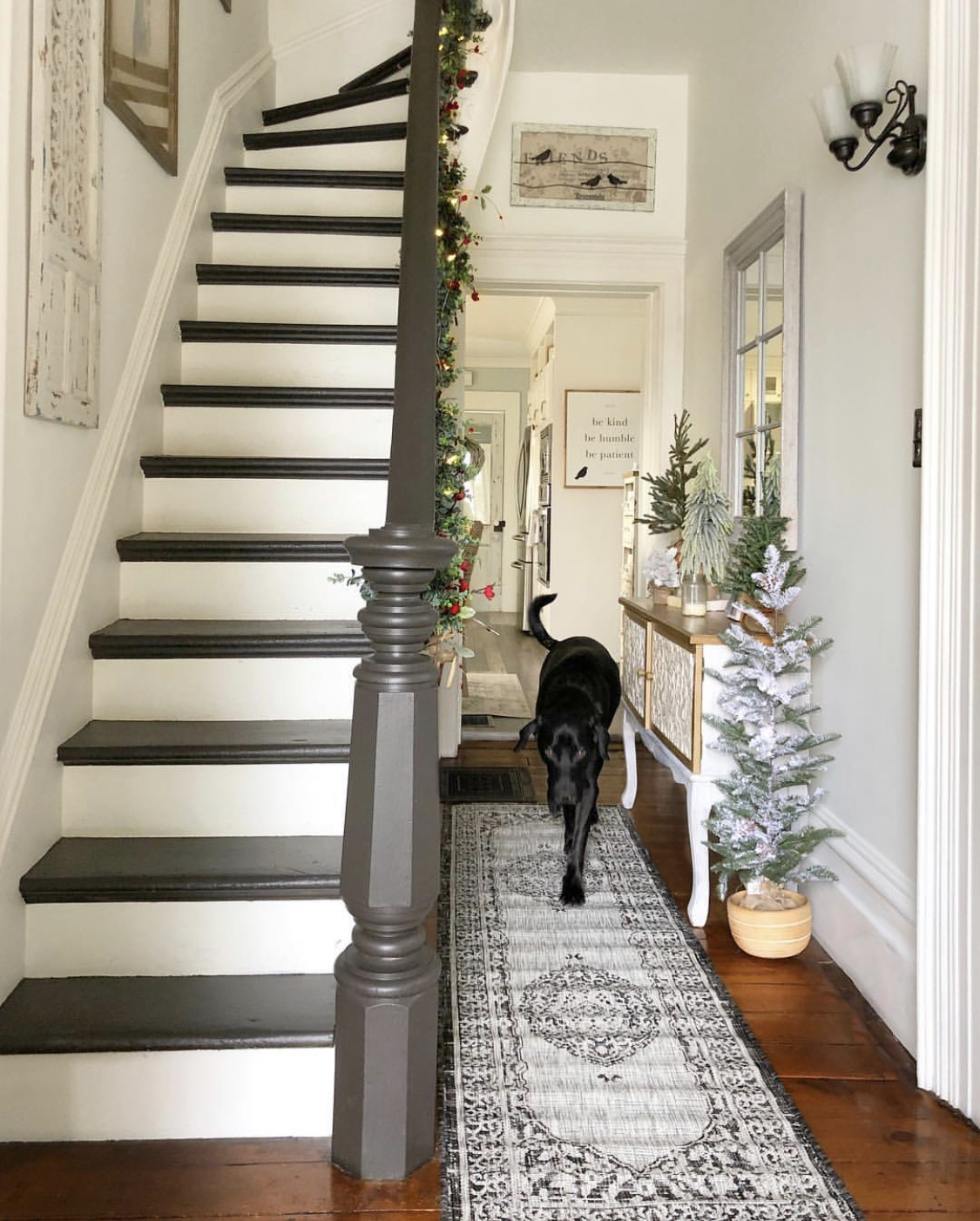 Painted Staircase: The How To ⋆ Designs By Karan